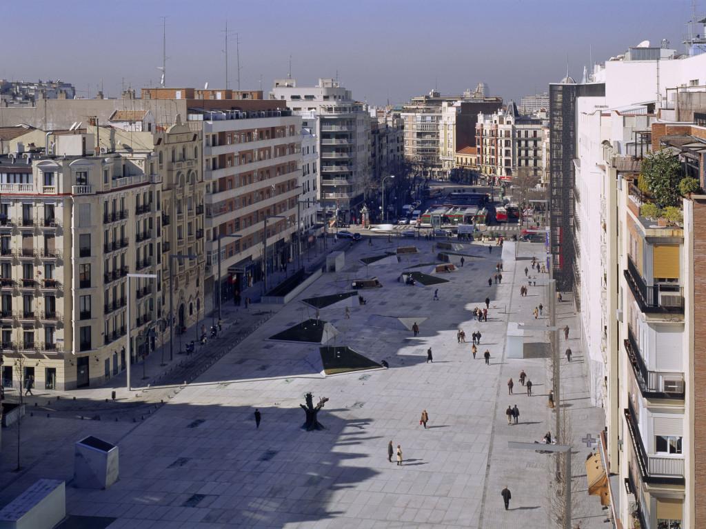 Proyectos / Paisaje Urbano | Francisco Mangado. Arquitecto