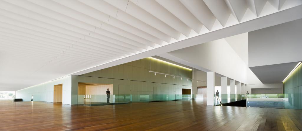 Centro municipal de exposiciones y congresos de vila - Arquitectos en avila ...