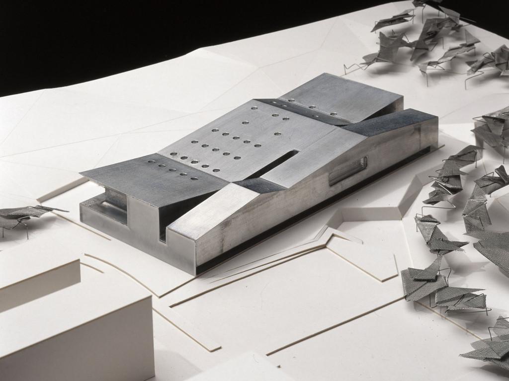 Piscinas cubiertas en leioa francisco mangado arquitecto for Piscinas leioa