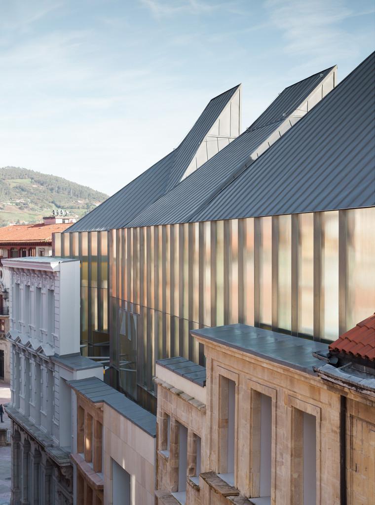Premios riba museo de bellas artes de asturias patxi - Arquitectos oviedo ...